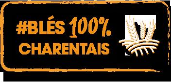 100% blés charentais
